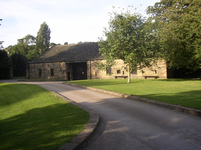 The Airedale Barn, East Riddlesden Hall, Morton