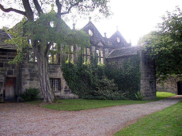 The Starkie Wing, East Riddlesden Hall, Morton