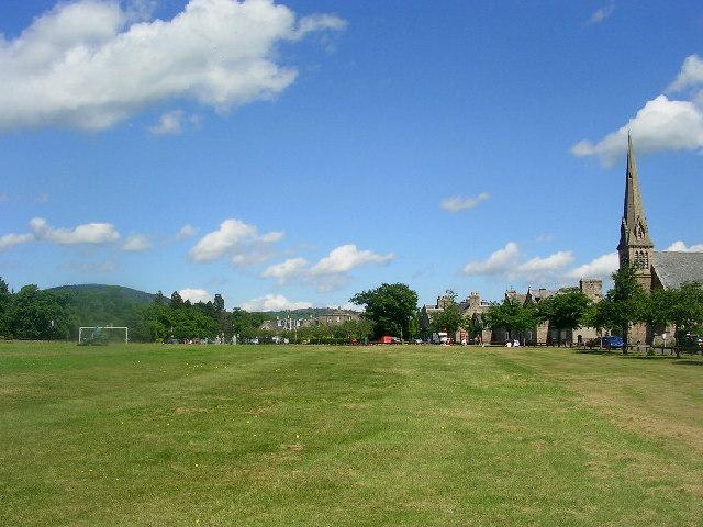 Aboyne Village Green