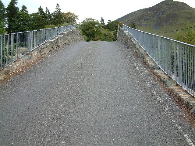 Spittal of Glen Shee Bridge