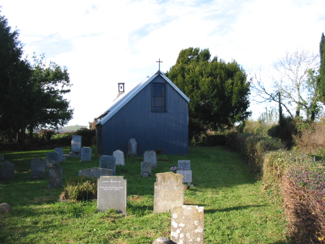 St Saviour's Church, Dottery