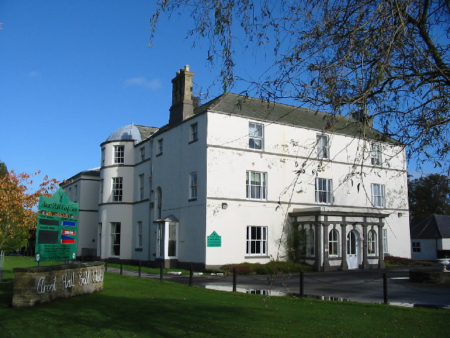 Arcot Hall near Cramlington, South East Northumberland
