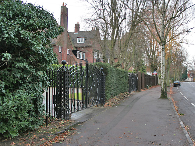 Knighton Grange Road, Leicester