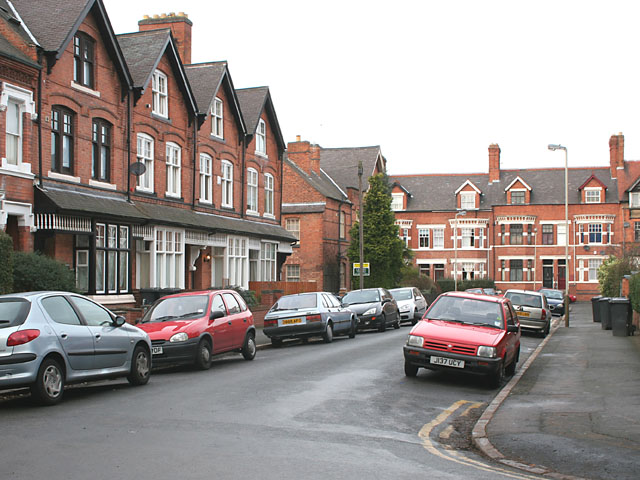 Cross Road, Clarendon Park, Leicester