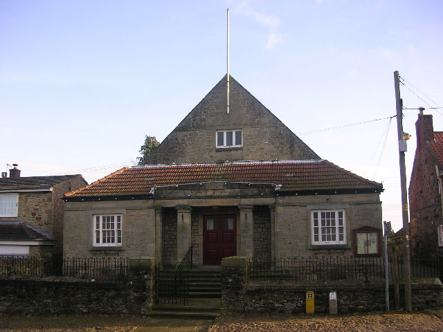 Gilling West Village Hall, near Richmond, North Yorkshire