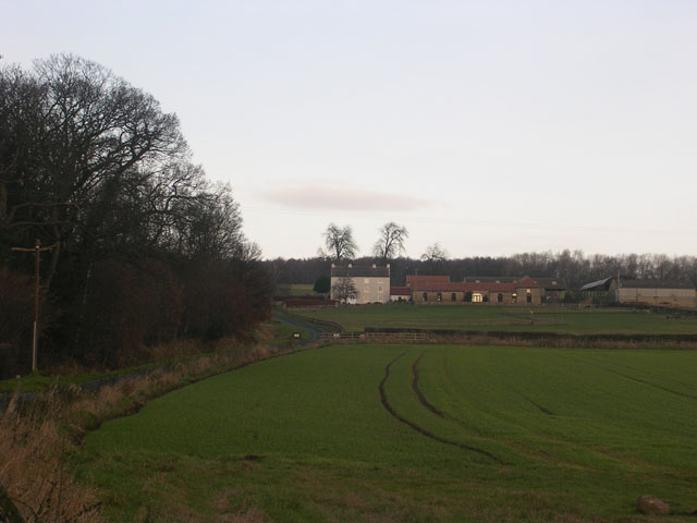 Sedbury East Farm, Skeeby, near Richmond, North Yorkshire