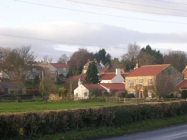 Moulton, near Richmond, North Yorkshire
