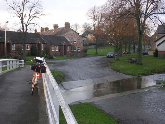 Ford at Barton, near Darlington