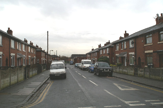 Council houses, Harvey Street