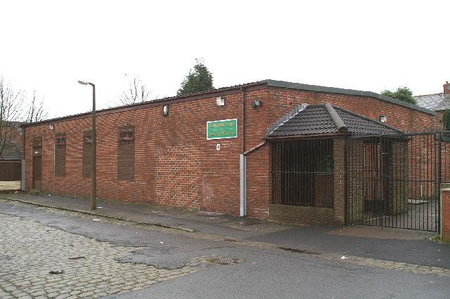 Jehovah's Witnesses' Kingdom Hall, Delegarte Street