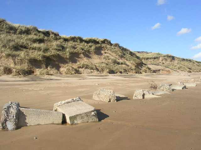 Beach at Murcar