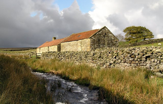 A barn known as High Hamer