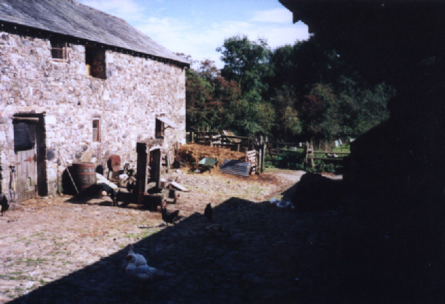 Farm at Michelcombe
