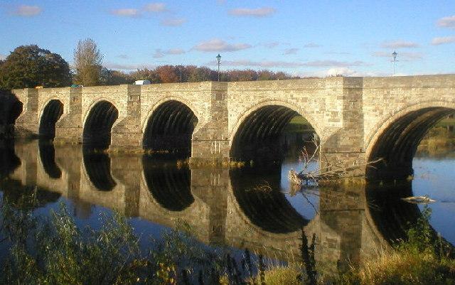 The Bridge of Dee