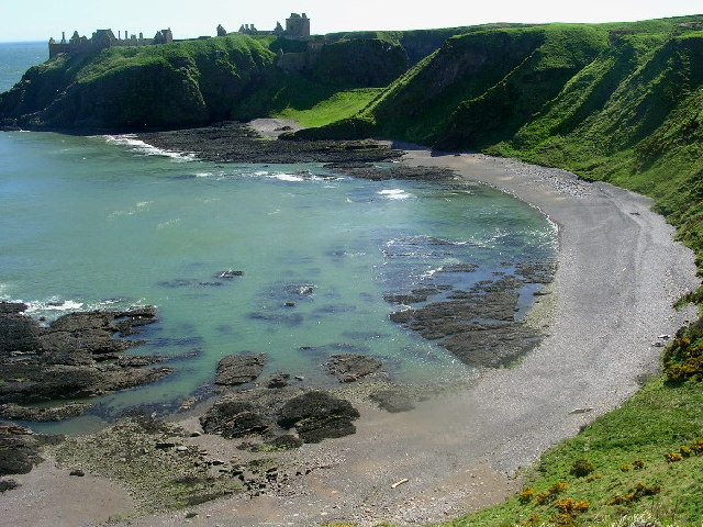 Castle Haven and Dunnottar Castle