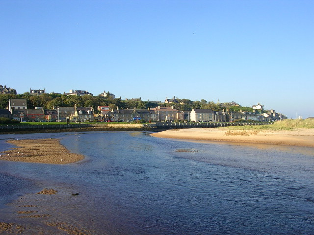 The Mouth of the River Lossie