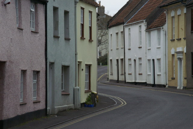 West Street Axbridge