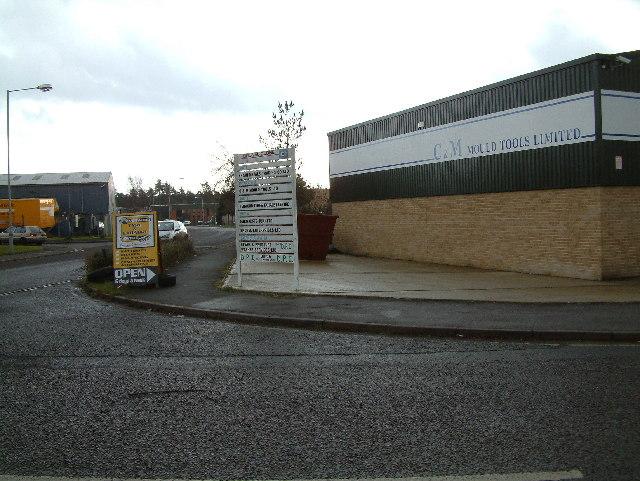 Ebblake Industrial Estate