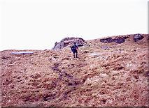 NN4218 : High on Beinn Tulaichean by bill copland