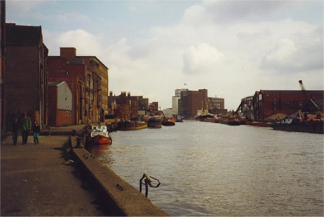 River Hull Looking North