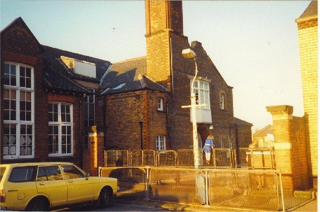 Infants School of Mersey Street School