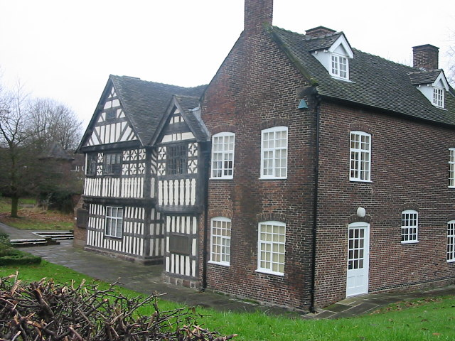 Ford Green Hall, Stoke on Trent