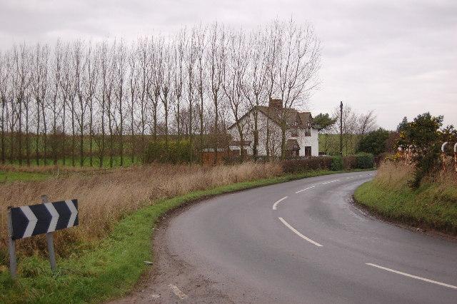 House near Weeton.
