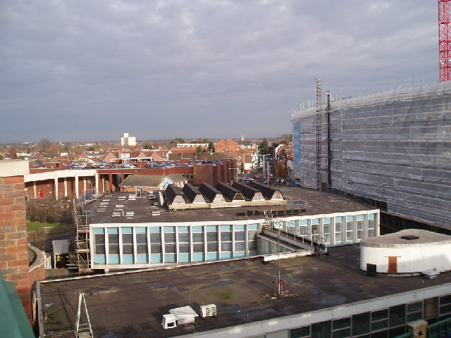 Rebuilding Walton