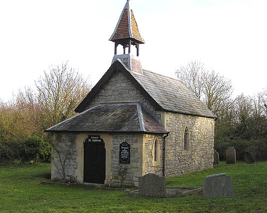 St. Andrew's church, Lilstock