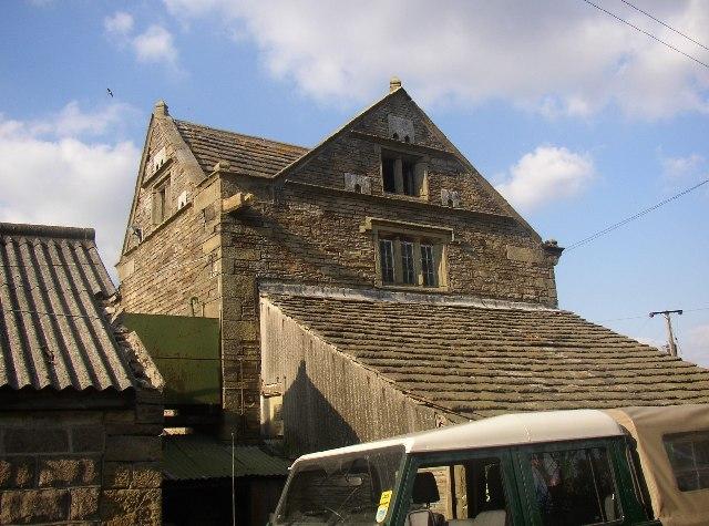 Farmbuilding adjoining Gunthwaite Hall Barn