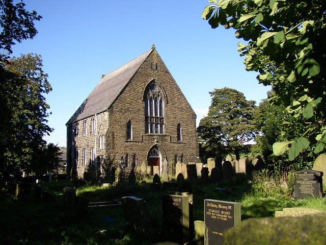 Lumbutts Methodist Church
