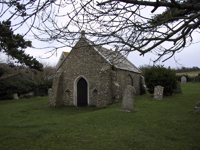 Old church at East Fleet