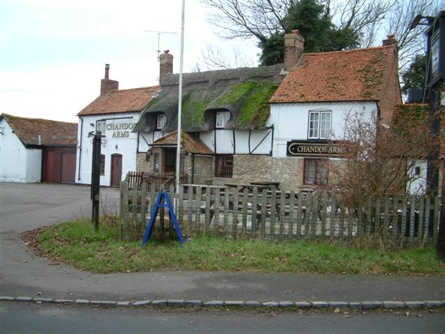 The Chandos Arms, Oakley