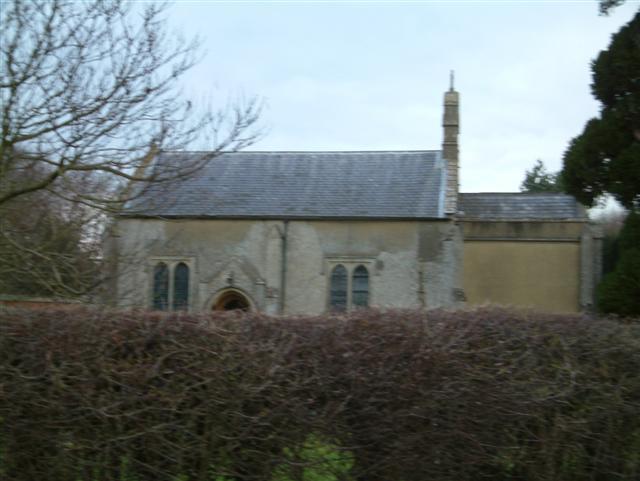 St. James Church, Boarstall