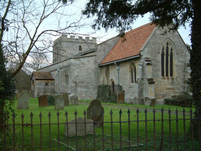 St. Nicholas'  Church, Piddington