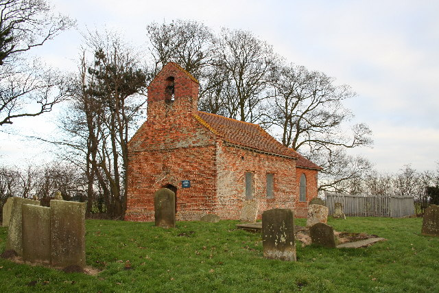 St.George's church, Goltho, Lincs.