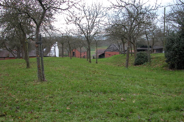 Laddin Farm, near Little Marcle