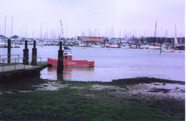 Hamble Ferry