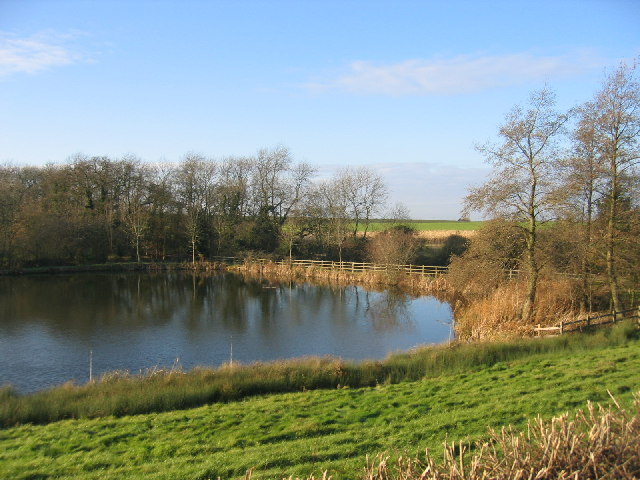 Ponds at Kingston Manor Farm