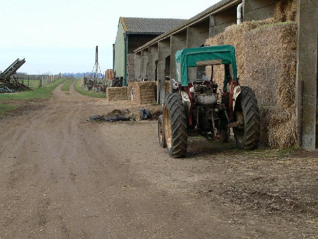Sheephouse Barn farm