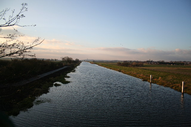 River Witham at Five Mile Bridge