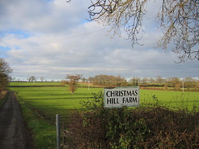 Christmas Hill Farm