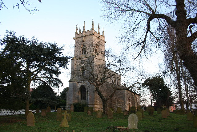 St.Clement's church, Fiskerton, Lincs.