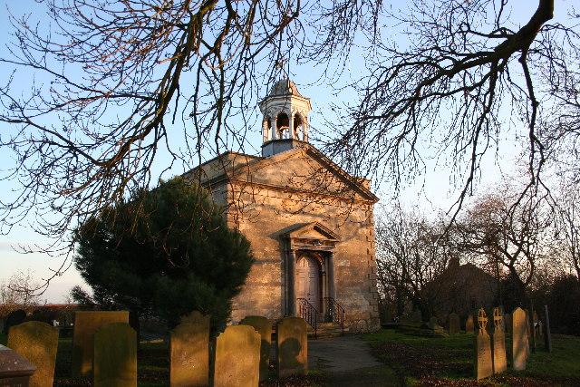 St.Peter & St.Paul's church, Cherry Willingham, Lincs.