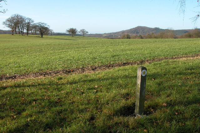 Footpath to Checkley