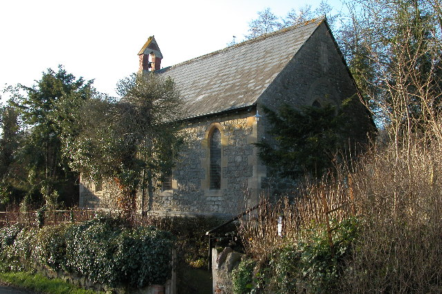 Checkley church