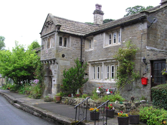 The Manor House, Embsay, Yorkshire
