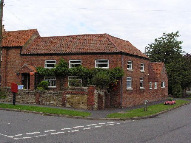 Harlaxton Post Office, near Grantham