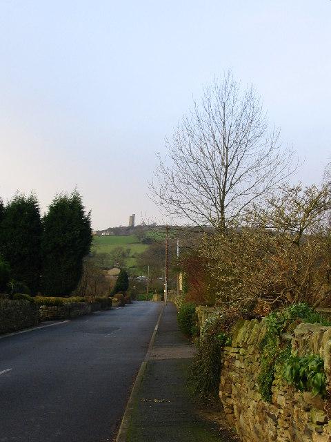 Lumb Lane Almondbury