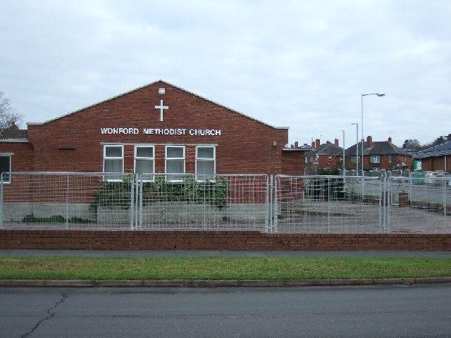 Wonford Methodist Church, Exeter